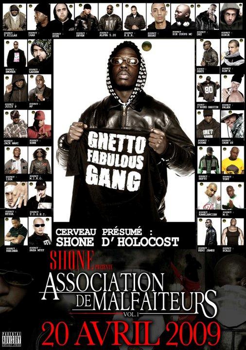 Hier seance studio feat SHONE ( ghetto fabulous gang ) , ZESAU...