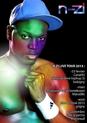 N-ZI LIVE TOUR 2013 !!!!!!!!