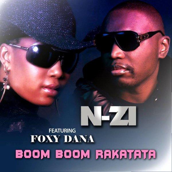 N-ZI ft FOXY DANA , ça arrive LOURD!!!!!!!!!!!!!!