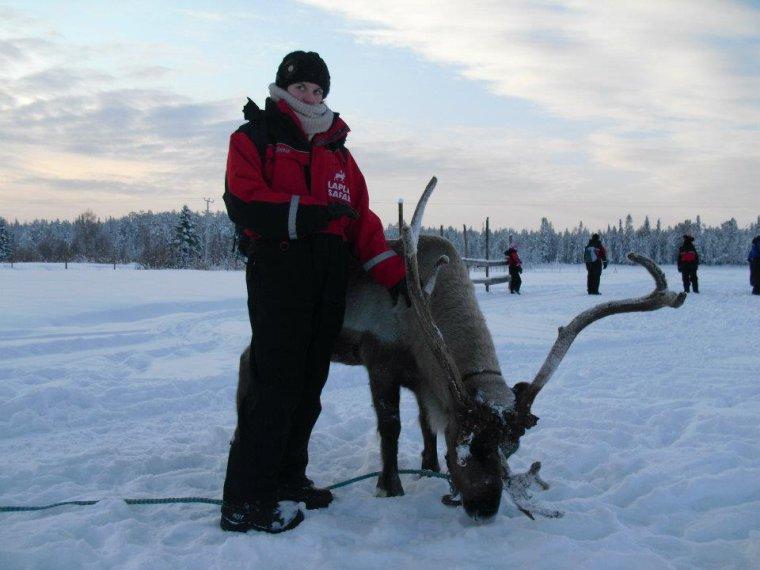 La Laponie Finlandaise - Février 2012