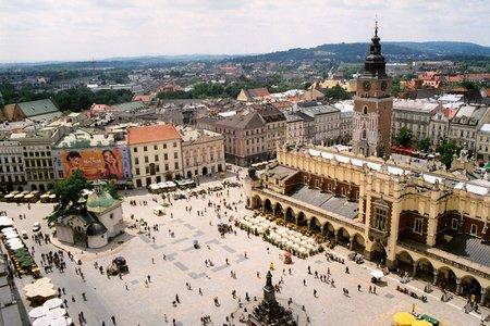 Mars 2014 - Départ en Pologne