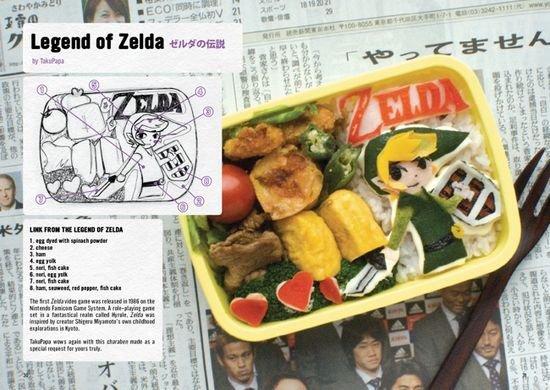 >Kyaraben #1 Legend of Zelda<