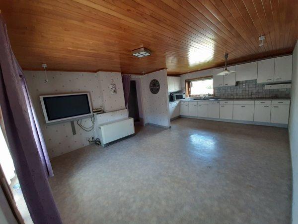 living avec cuisine ouverte 3 - maison A VENDRE Dour ...
