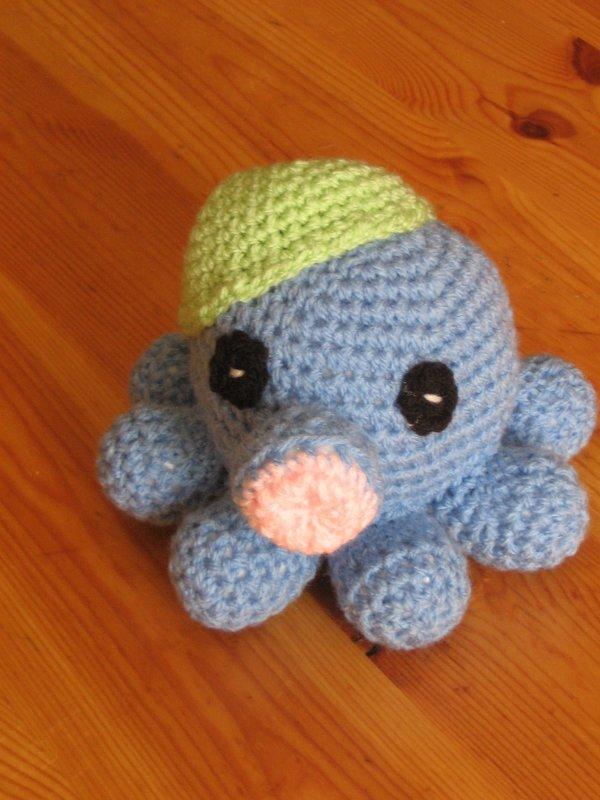 Bébé octopus