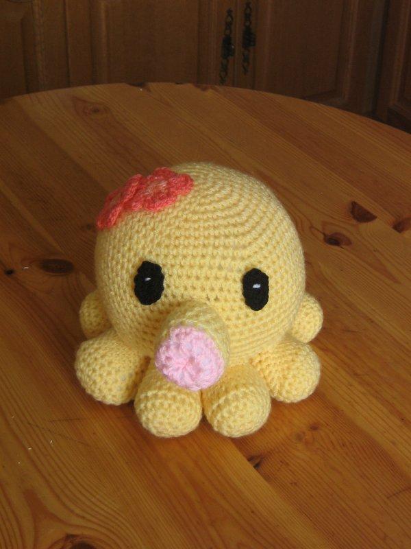 Maman octopus