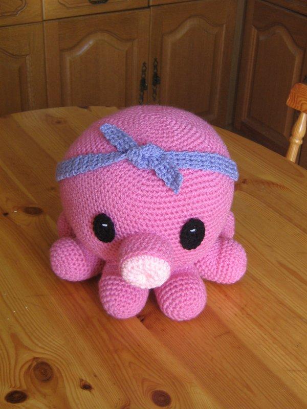 Papa octopus
