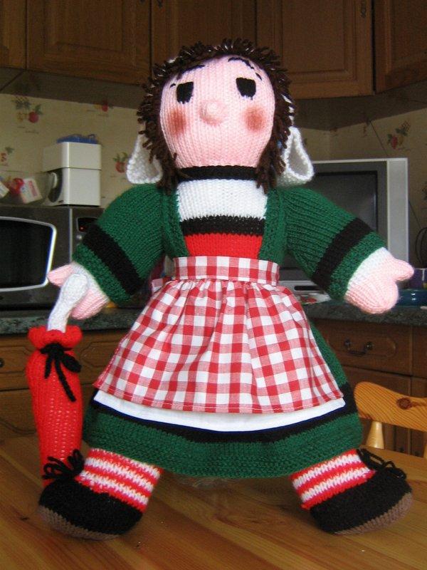 Bécassine tricot