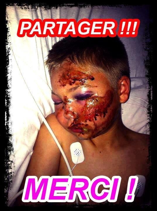 Histoire touchante à PARTAGER !!!!