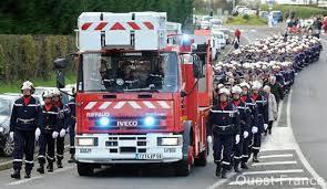 Sapeurs-pompiers Une Vrai Famille