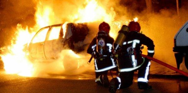 Avignon: les pompiers tombent dans un guet-apens !!