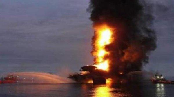 Mexique. L'incendie d'une plateforme pétrolière fait un mort