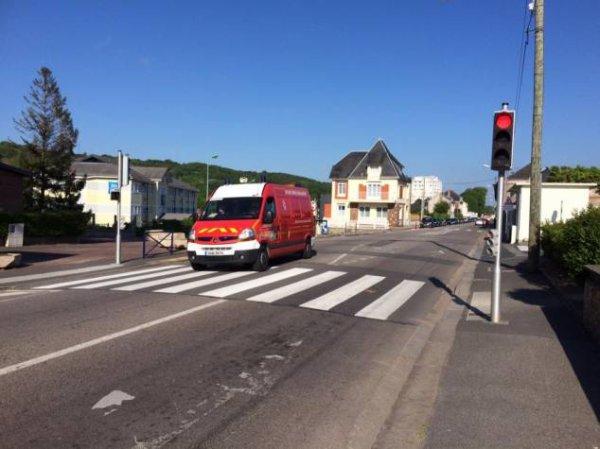 L'émotion est vive à Fécamp après l'accident dont a été victime le petit Nathan