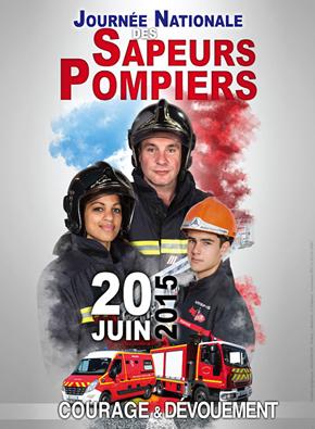 [Samedi 20 Juin] La journée Nationale des Sapeurs-Pompiers de France