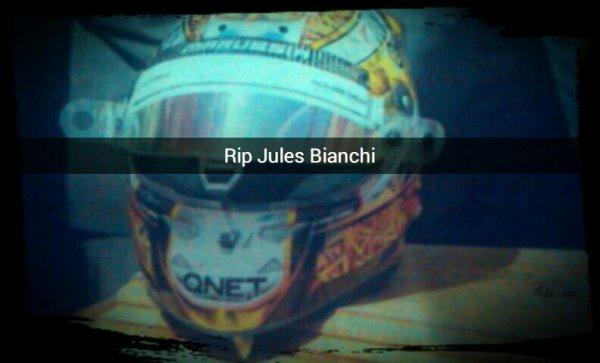 Adieu Champion #ForzaJules