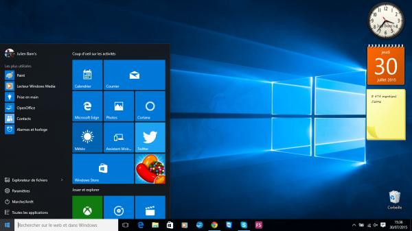 Windows 10 !