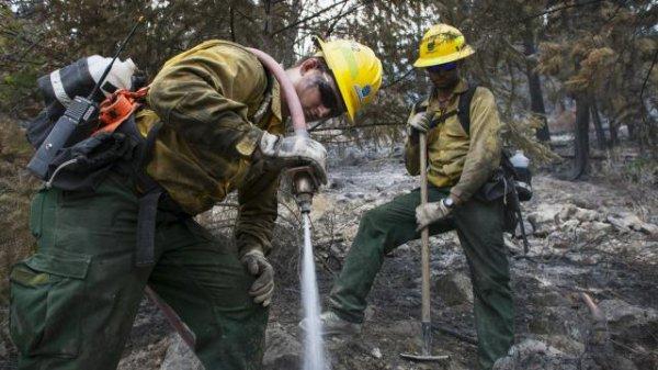 Washington. L'Etat américain confronté à des incendies historiques !