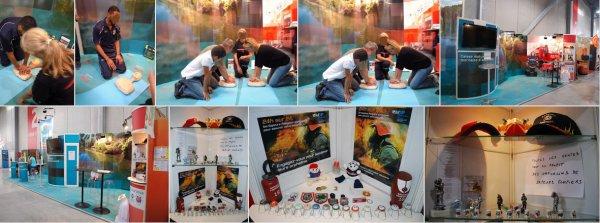 69 Eme foire de Chalon (du 28/08/15 au 07/09/15) Stand des Sapeurs-Pompiers 51
