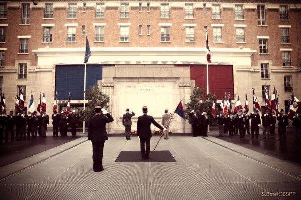 Anniversaire de la création du bataillon de sapeurs-pompiers de Paris (18 septembre 1811)