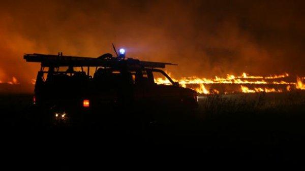 Festival Les Insulaires. Le feu d'artifice déclenche un vaste incendie !
