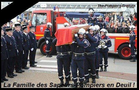 Série Noir chez les #Sapeurs-Pompiers de France !