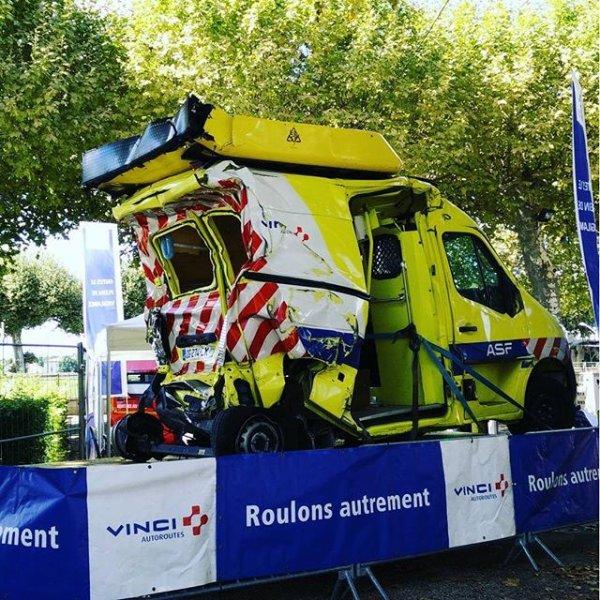 #villageprevention #agen #securiteroutiere Congrès Nationale des Sapeurs-Pompiers de France 2015