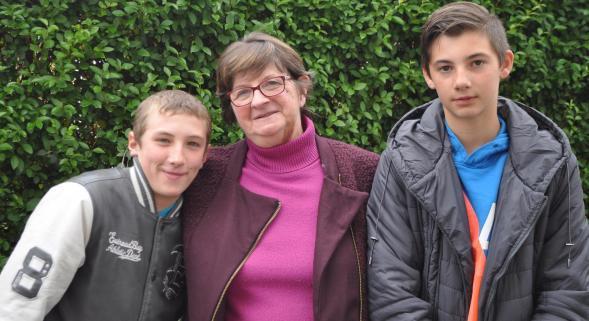 Le courage de deux jeunes salué à Aire-sur-la-Lys !