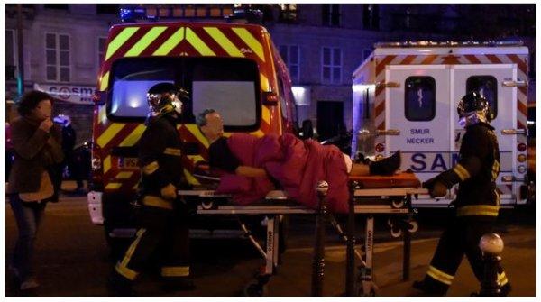 Témoignage glaçant : Un médecin des pompiers continue à entendre les portables du Bataclan sonner