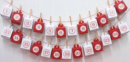 1er Décembre ( Calendrier de l'Avent )