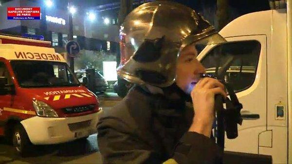 Les pompiers initieront les Parisiens aux premiers secours !