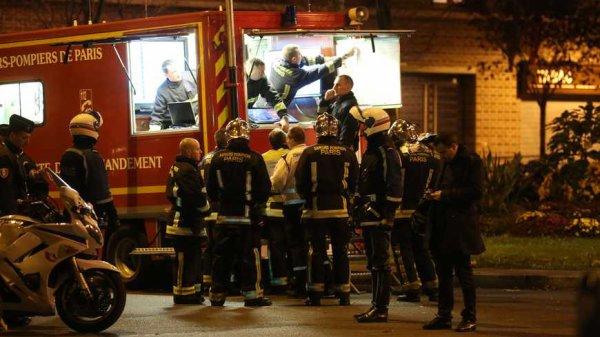 Les pompiers de Paris répondent aux critiques après les attentats !!