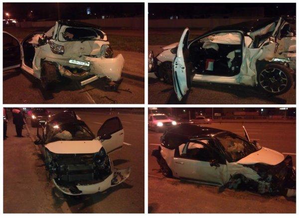 histoire d'une accidenté de la route a Citroën