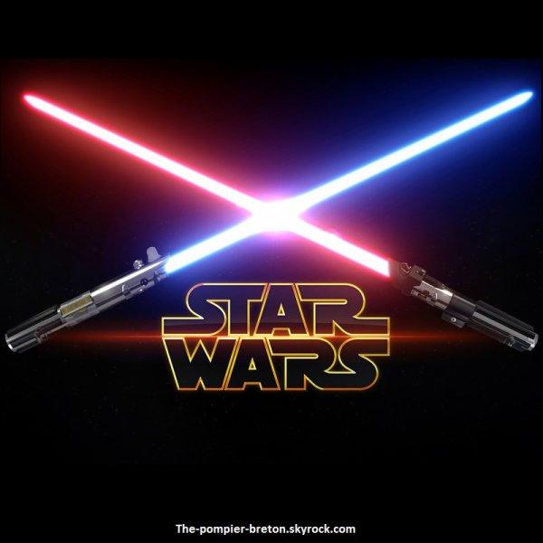 que la force sois avec vous ! #StarWars