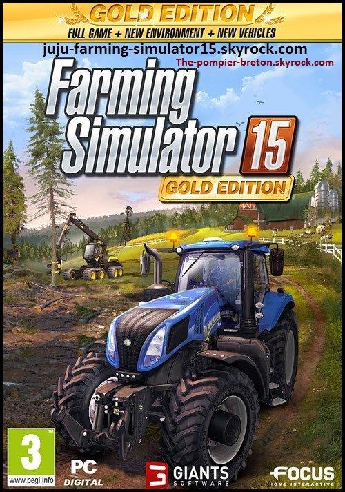 Mon blog sur Farming-Simulator15 !