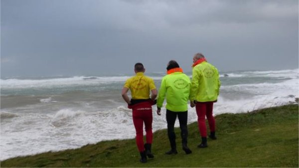 Tempête. À Portsall, Éric a sauvé la vie de trois personnes !