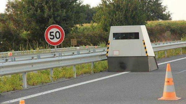 """INFO : Sécurité routière : la première """"zone de contrôles leurres"""" installée !"""
