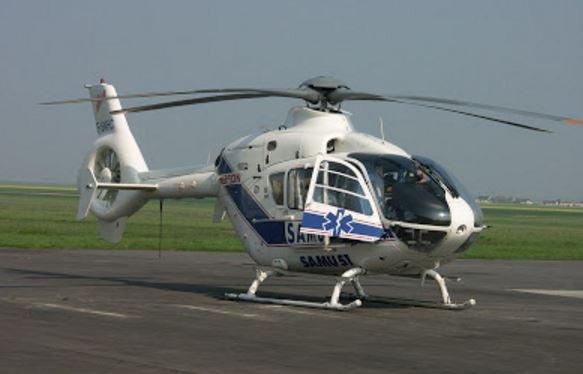 Saône et Loire: Un hélicoptère du SAMU tombe en panne sur la RCEA !!