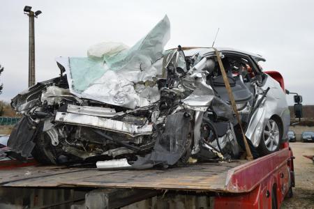 Aisne : la conductrice projette sa voiture contre un camion et laisse une lettre d'explication (2eme Partie)
