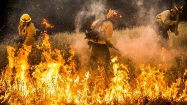 """La prison pour un pompier devenu pyromane parce qu'il """"s'ennuyait"""" !!"""