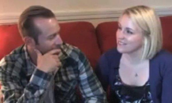 La belle histoire du jour : elle se marie avec le pompier qui lui a sauvé la vie !!