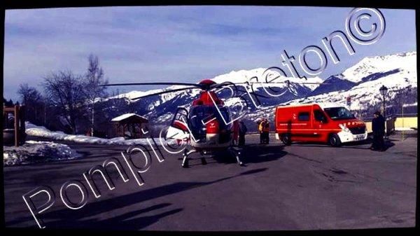 Les Pompiers de Savoie
