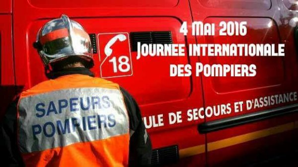 Bonne journée aux Sapeurs-Pompiers
