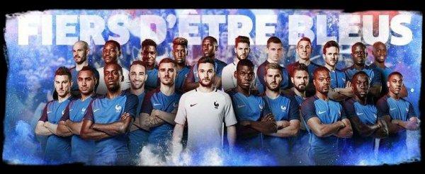 Fier d'être Bleus !!!