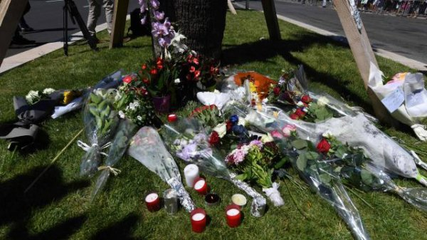 Attentat a Nice #14Juillet2016