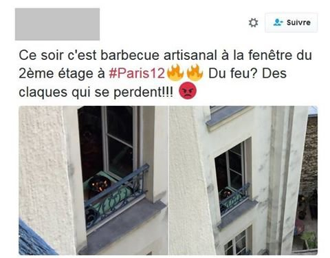 [#CartonRouge] Le Barbecue : pas n'importe où ! #BSPP