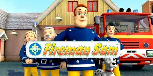 """A 5 ans, il sauve la vie de sa maman grâce à """"Sam le pompier"""" !"""