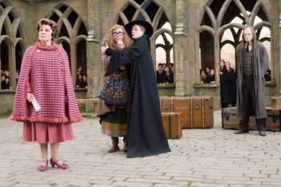 Une scène d'Harry Potter et l'ordre du phénix: