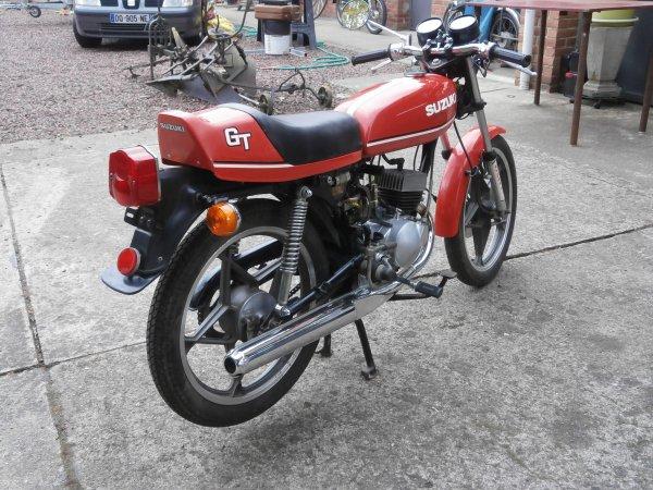 GT 50 SUZUKI