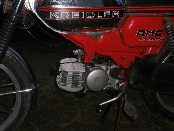 News Kreidler RMC