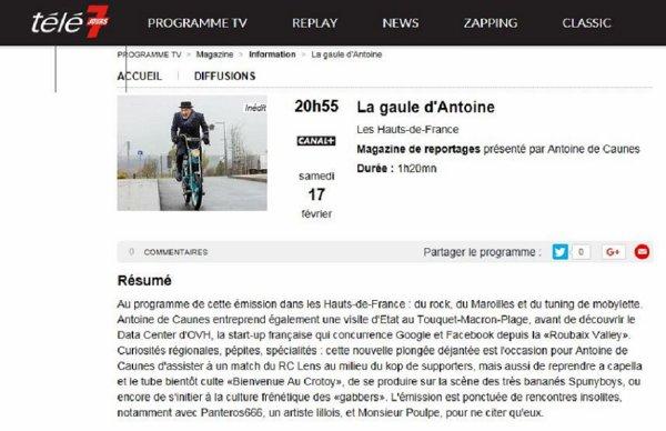 La Gaule d' Antoine
