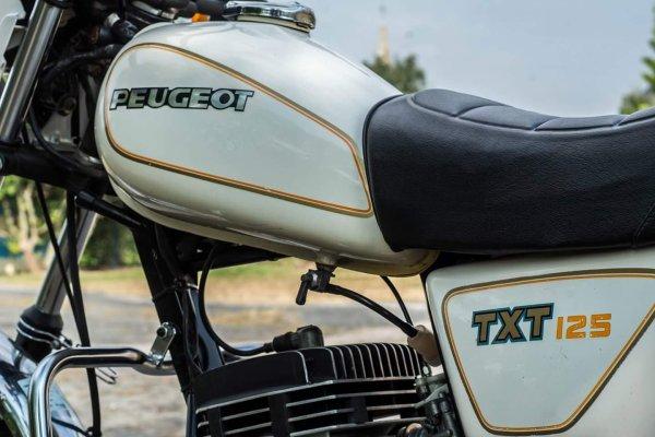 Peugeot 125 TXT